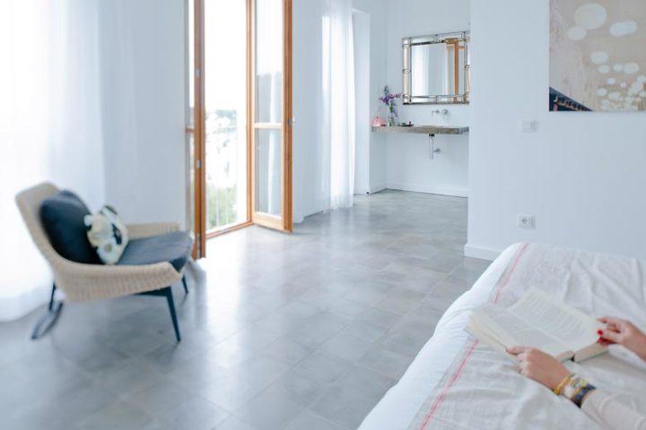 Mallorca Beach House — Bedroom