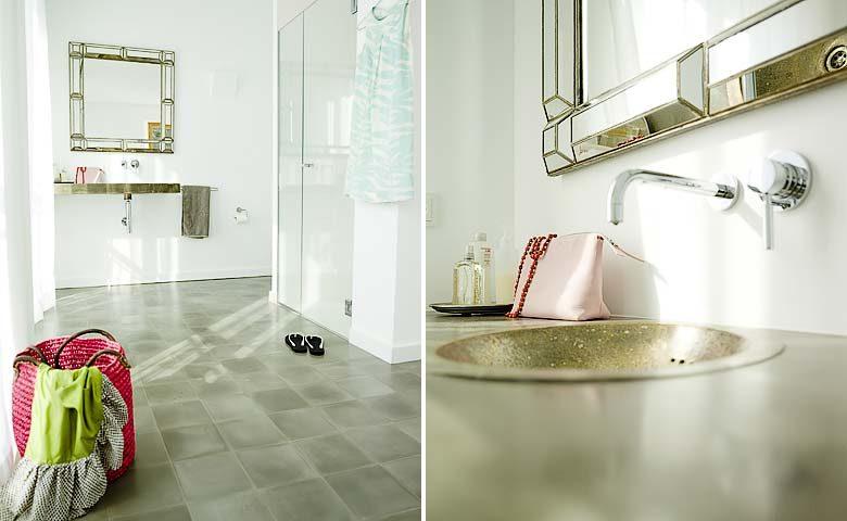 Mallorca Beach House — Bathroom