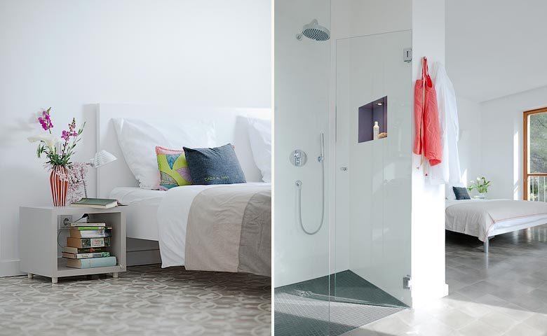 Mallorca Beach House — Bedrooms
