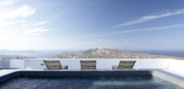 White Villa, Pyrgos Kallistis, Santorini, Greece