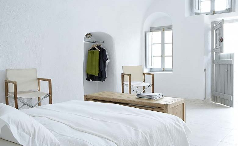 White Villa — Bedroom