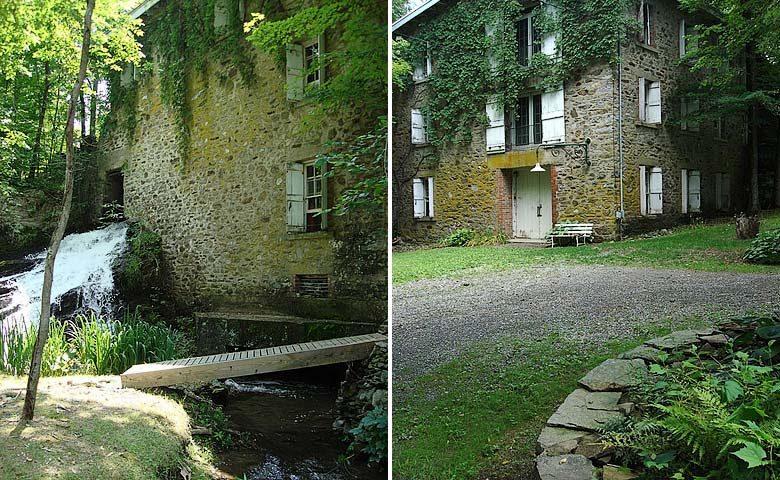 Hudson Valley Mill — Mill exterior