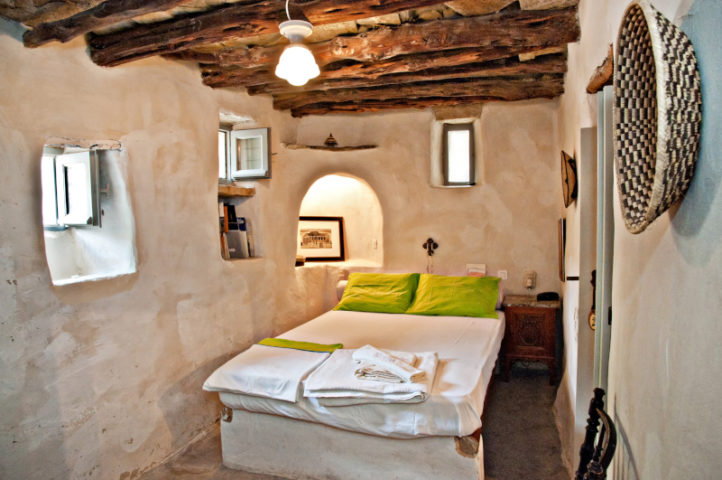 Cyclades Villa — Bedroom