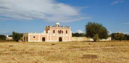 Villa Pizzorusso, Mesagne, Puglia, Italy