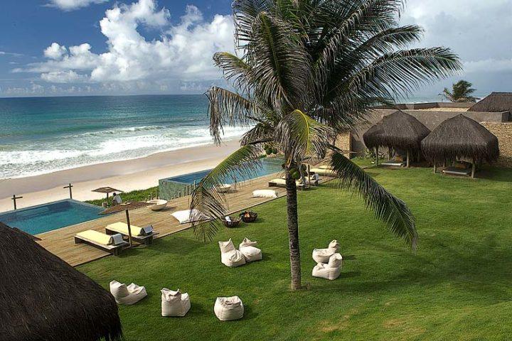 Kenoa Beach Spa & Resort — Kenoa pool & beach area