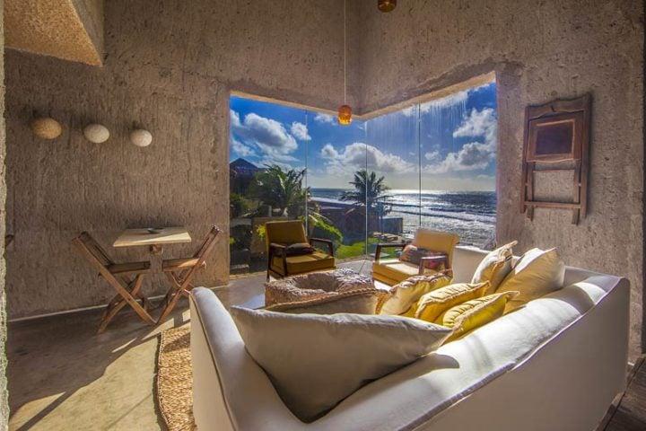 Kenoa Beach Spa & Resort — Interior