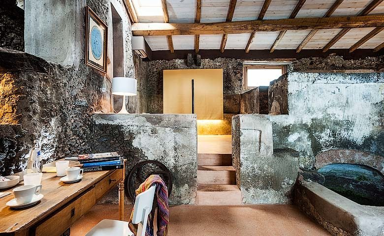 Monaci delle Terre Nere — Suite Dependance