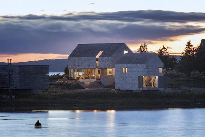 Shobac Cottages — Point House