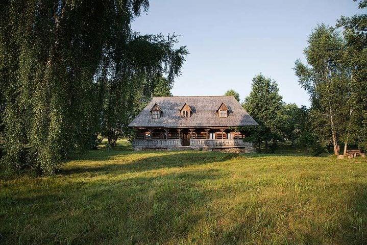 Palaga Lodge — Palaga Lodge exterior