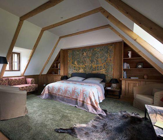 Palaga Lodge — Bedroom