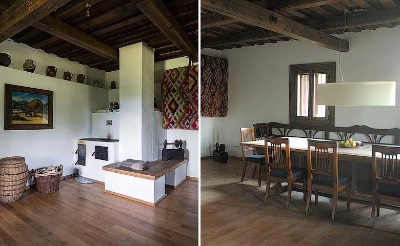 Palaga Lodge — Living area