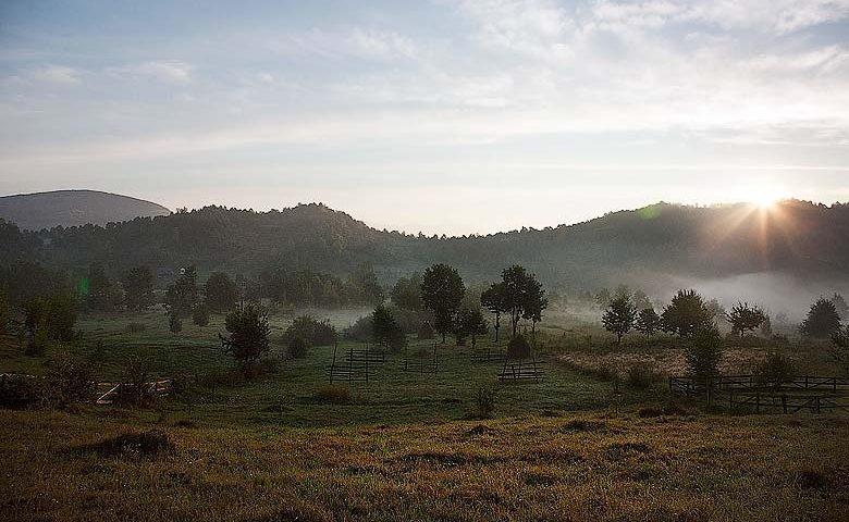 Palaga Lodge — View from Palaga Lodge