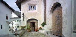 Chesa Wazzau, Bever, Oberengadin, Switzerland