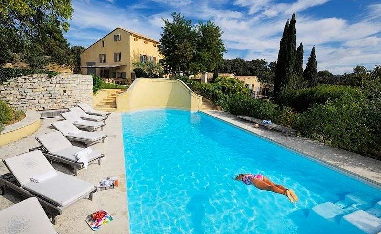 Ferme du Vigneron — Pool