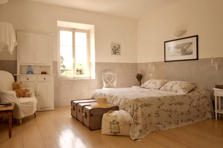 Ferme du Vigneron — Bedroom