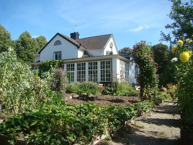 Småland Manor — Småland Manor exterior