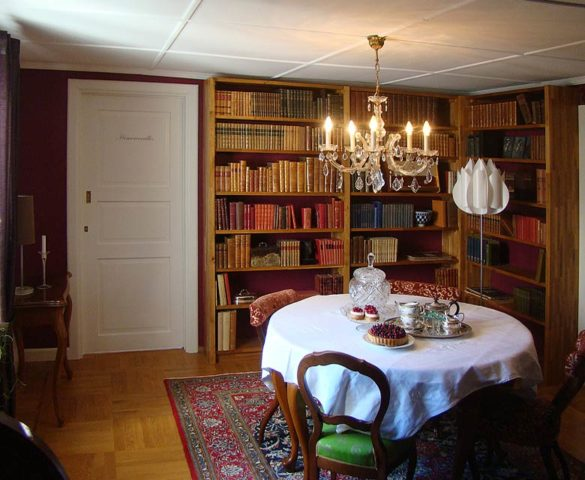 Småland Manor — Manor interior