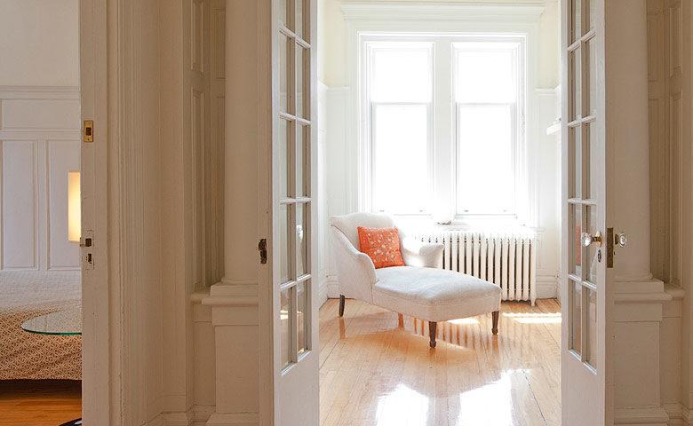 Casa Bianca — Casa Bianca reading room