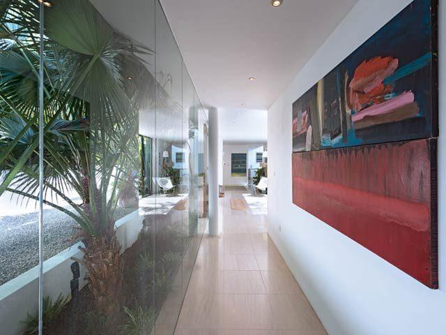 Atelier House — Interior