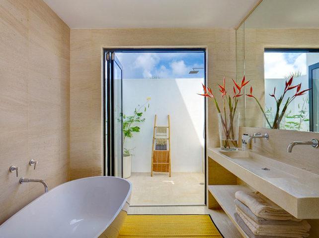 Atelier House — Bathroom