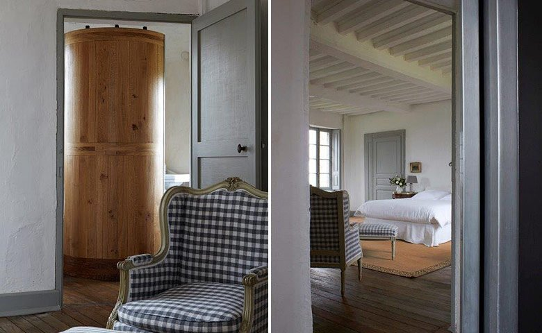 Manoir de Coutainville — Dame Jeanne bedroom