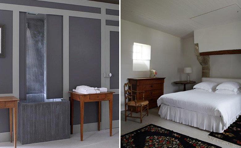 Manoir de Coutainville — Sénéchal bedroom