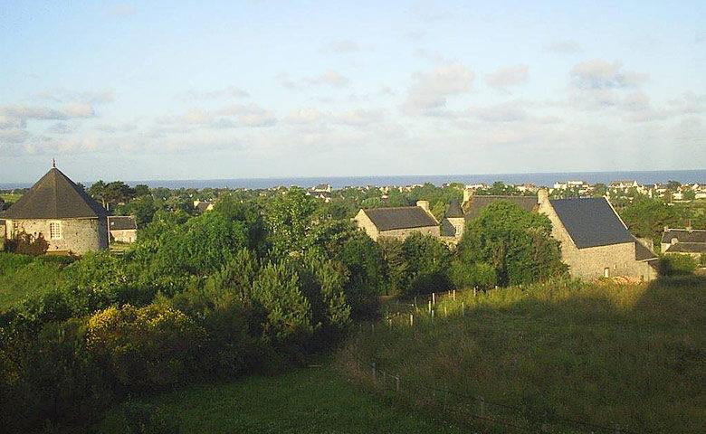 Manoir de Coutainville — Normandy coast views