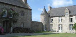 Manoir de Coutainville, Agon-Coutainville, Normandy, France