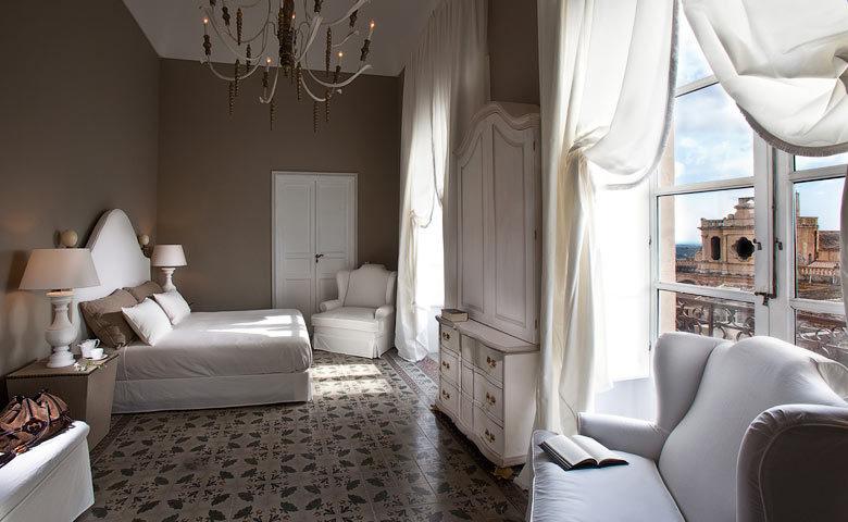 Seven Rooms Villadorata — Deluxe Room