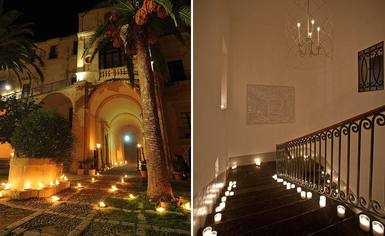 Seven Rooms Villadorata — Seven Rooms Villadorata entrance