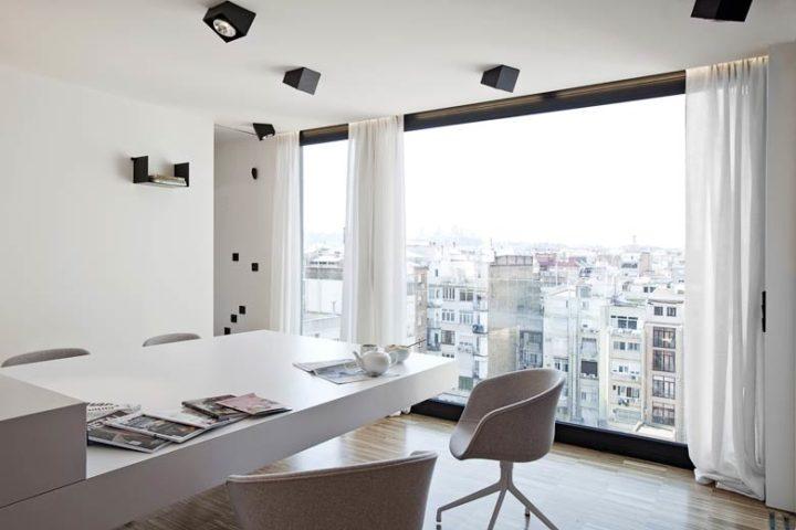 Urgell Apartment — Urgell Apartment living area