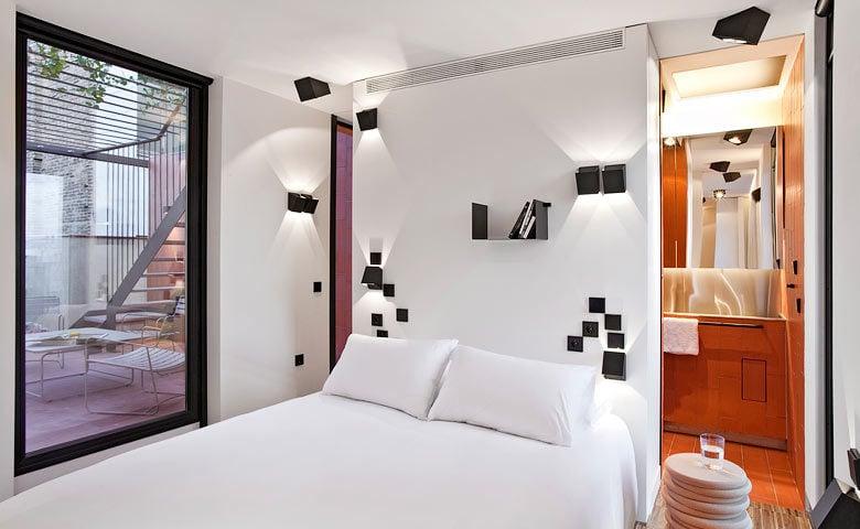 Urgell Apartment — Second sleeping area