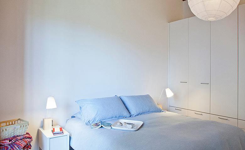 Eixample Apartment — Bedroom