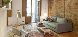 Eixample Apartment, Barcelona, Spain