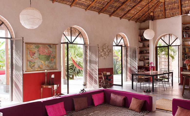 Casa Encanto — Casa Encanto living area