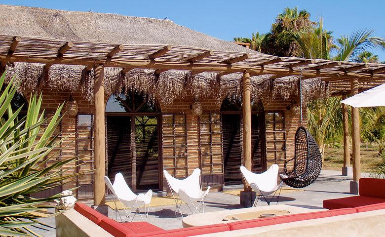 Casa Encanto — Casa Encanto terrace