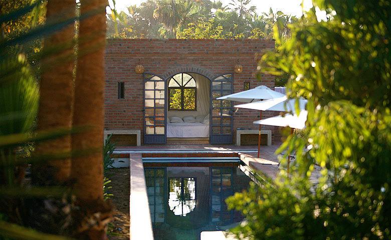 Casa Encanto — Pool and bedroom