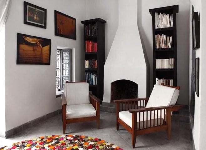 Dar Kawa — Junior suite Olmassi