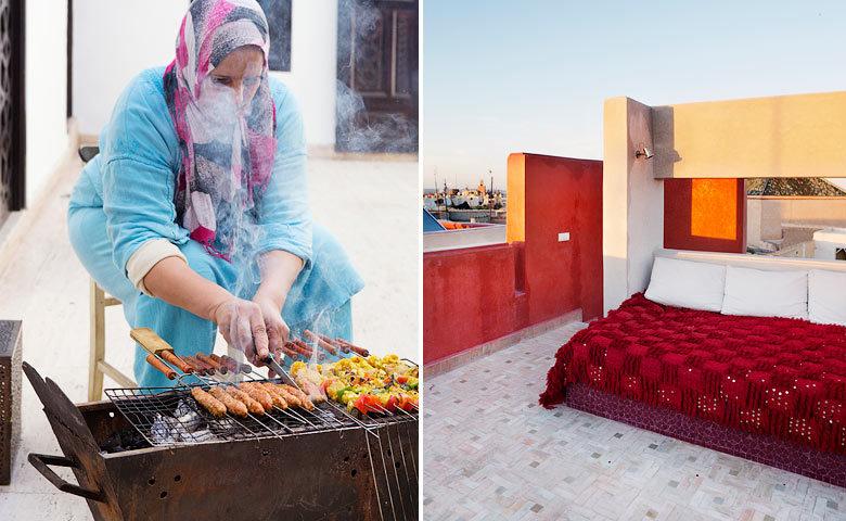 P'tit Habibi — P'tit Habibi rooftop