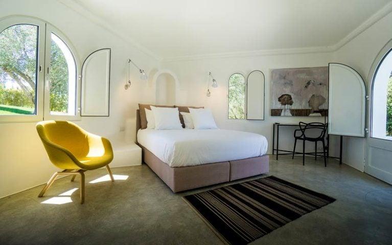 Casa Arte — Bedroom