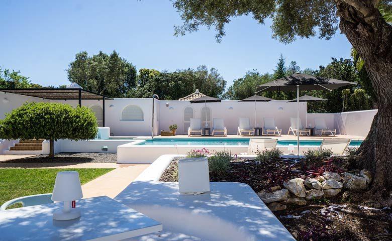 Casa Arte — Pool area