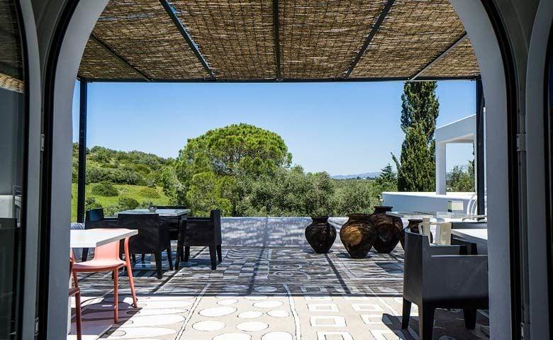 Casa Arte — Terrace