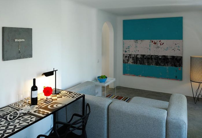 Casa Arte — Cantara sitting area