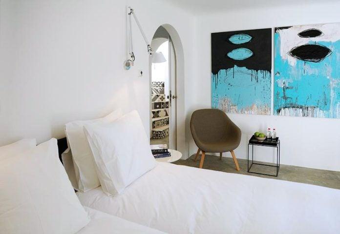 Casa Arte — Moura bedroom