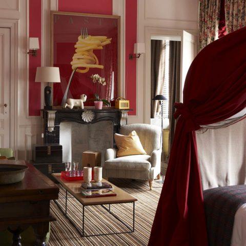 Hôtel Verhaegen — Paola's Room