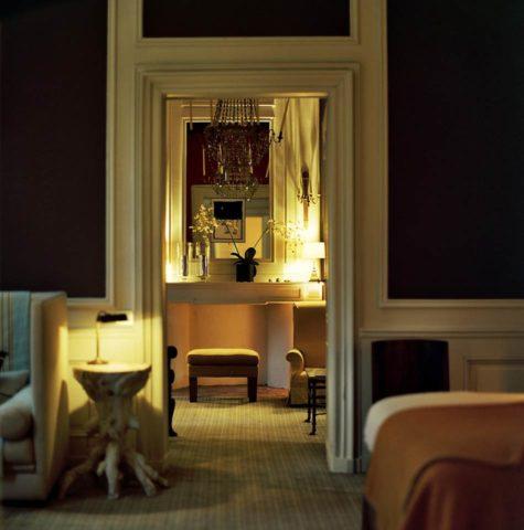 Hôtel Verhaegen — Suite des Années 40
