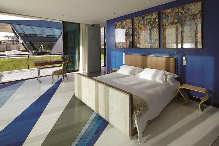 Playa Vik — Casa Mar master bedroom