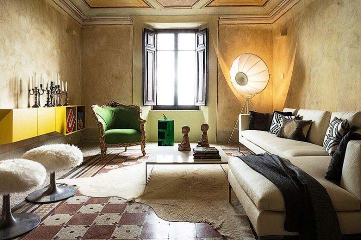 Mazzini 31 — Lounge