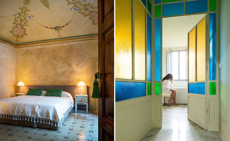 Mazzini 31 — Bed- and bathroom