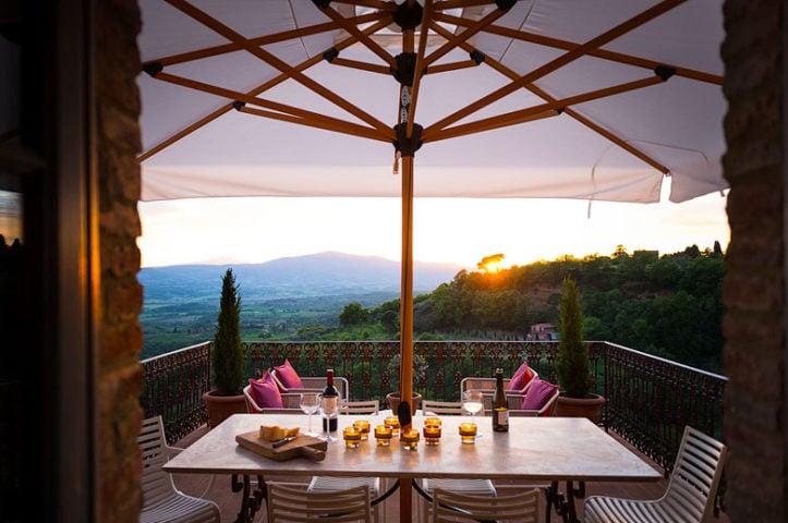 Mazzini 31 — View of Umbria